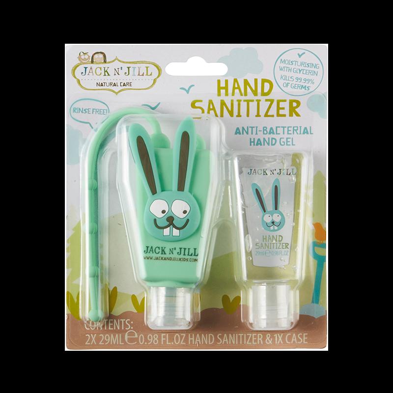 Jack ´N Jill Hand Sanitiser Bunny (2 x 29 ml)