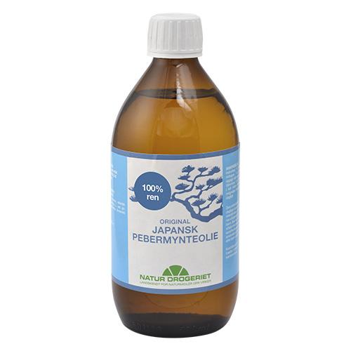 Natur-Drogeriet pebermynteolie fra Helsebixen