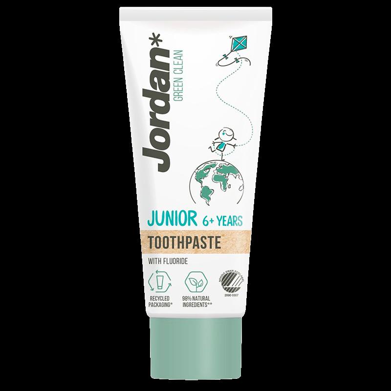 Jordan Green Clean Junior Tandpasta 6+ (50 ml)