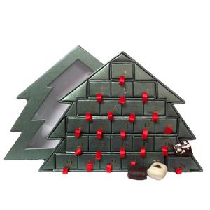 Image of Woodshade Økologisk Chokolade Julekalender