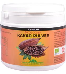 Image of Natur Drogeriet Kakao pulver Ø (200 g)