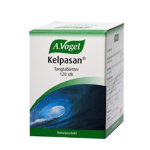 Image of A.Vogel Kelpasan (120 tabs.)