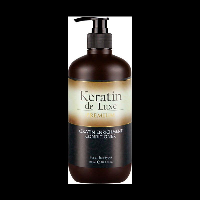 Keratin De Luxe Hair Conditioner (500 ml)