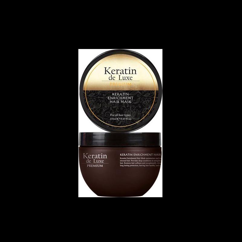Keratin De Luxe Hair Mask (250 ml)