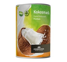 Image of Cosmoveda Kokosmælk Ø (400 ml)