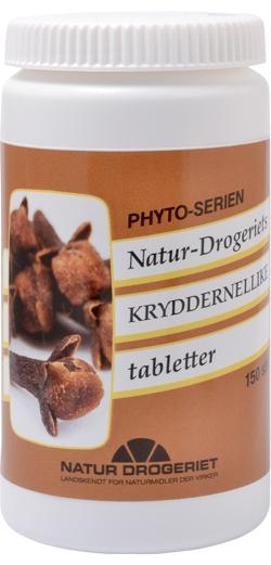 Image of Natur Drogeriet Kryddernellike 250 mg (150 tabletter)