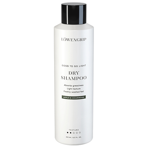 Löwengrip Good To Go Light Dry Shampoo Apple & Cederwood (250 ml) thumbnail