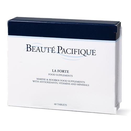 Beauté Pacifique La Forte Kosttilskud (60 tabletter) thumbnail