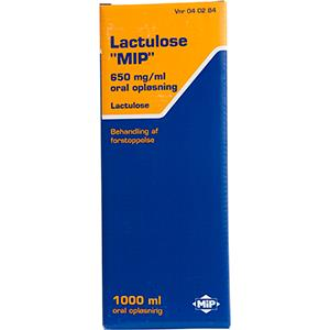 Image of Lactulose Oral Opløsning 650 MG/ML (1000 ml)
