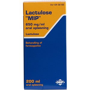 Image of Lactulose Oral Opløsning 650 MG/ML (200 ml)
