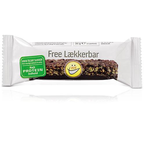 Image of EASIS Free Lækkerbar (20 stk)