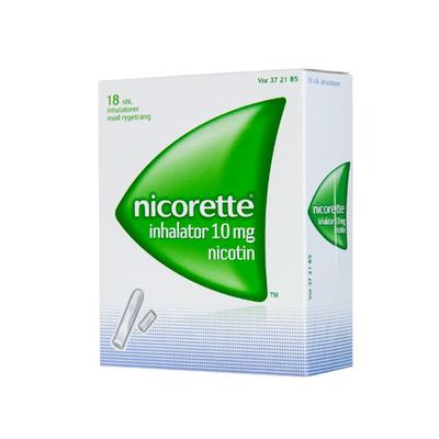 Image of Nicorette Inhalator 10MG (18 stk)