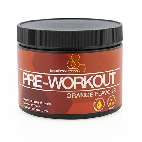LinusPro pre-workout fra Helsebixen
