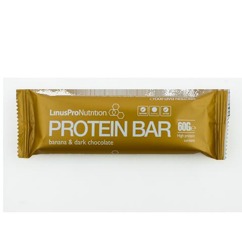 LinusPro proteinbarer