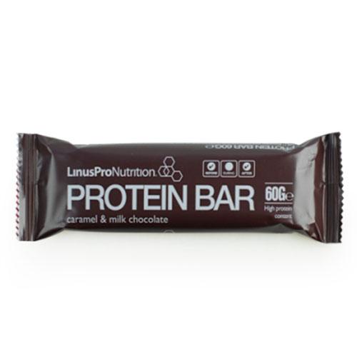 LinusPro proteinbarer fra Helsebixen