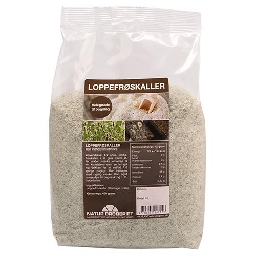 Image of Natur Drogeriet Loppefrøskaller (450 gr)