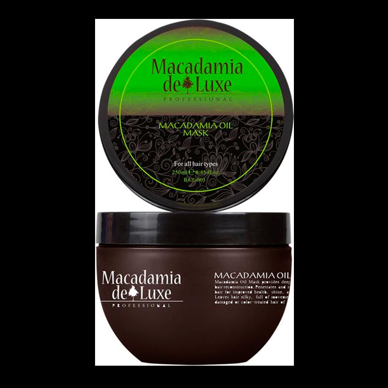 Macadamia De Luxe Mask (500 ml)