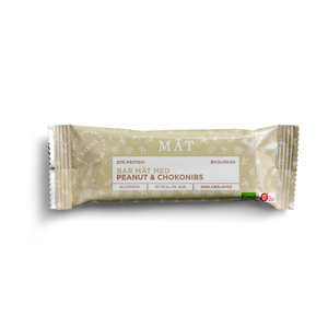 Image of Mät Organic Snack Bar - Peanut & Cacaonibs (40g)