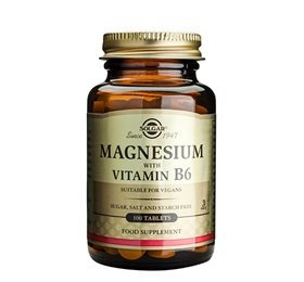 Solgar magnesium fra Helsebixen