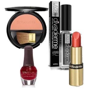 Image of Make up til en aften i byen