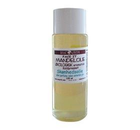 Macurth mandelolie fra Helsebixen