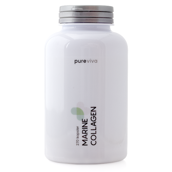 Pureviva Kosttilskud Pureviva Marine Collagen