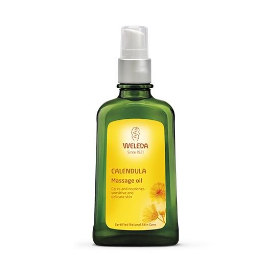 Weleda Calendula Massage Oil (100 ml)