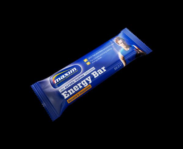 Image of Maxim Energy Bar Banan/Chokolade (55 g)
