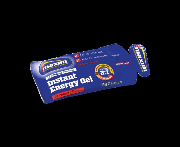 Image of Maxim Energy Gel Strawberry (33 g)