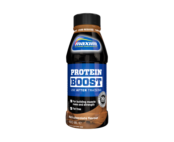 Image of Maxim Protein Boost Chocolate (480 ml)