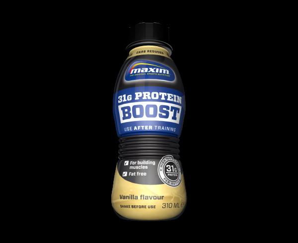 Image of Maxim Protein Boost Vanilla (310 ml)