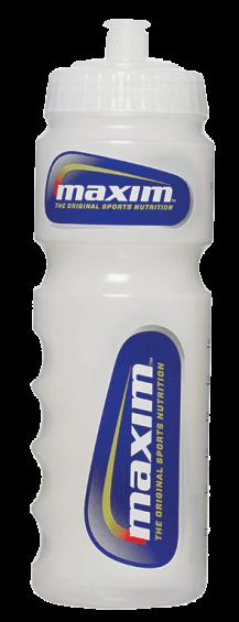 Image of Maxim Flaske - Transparent (750 ml)