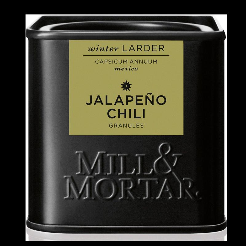 Mill & Mortar Chiliflager Jalapeño