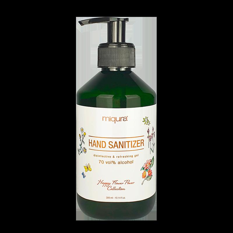 Miqura Flower Hand Sanitizer (300 ml)