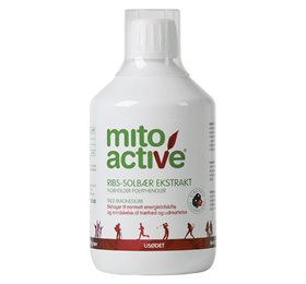 Image of MitoActive - Ribs-Solbær SpecialKoncentrat - Usødet (500 ml)
