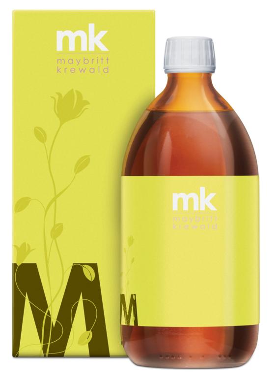 Tilbud på MK Olie Organic Pure Oil M (500 ml)
