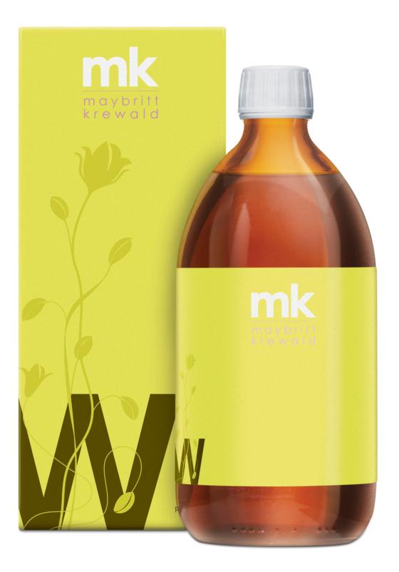 Tilbud på MK Olie Organic Pure Oil W (500 ml)