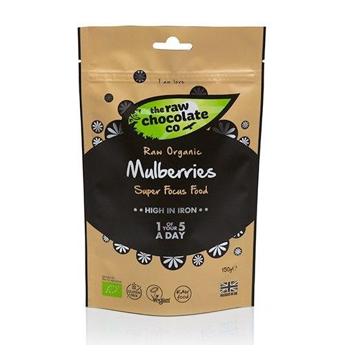 The Raw Chocolate Company morbær fra Helsebixen
