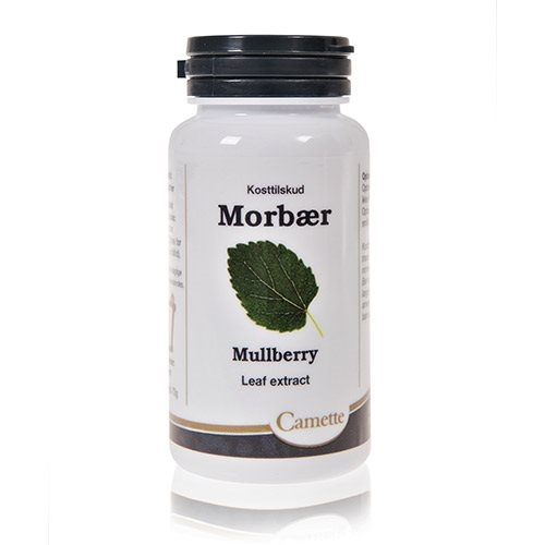 Image of Morbær/Mulberry 90 tab