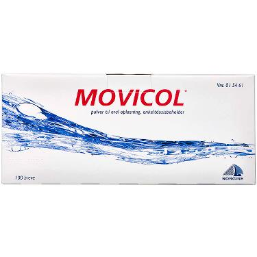 Image of Movicol Pulver Oral Opløsning (100 breve)