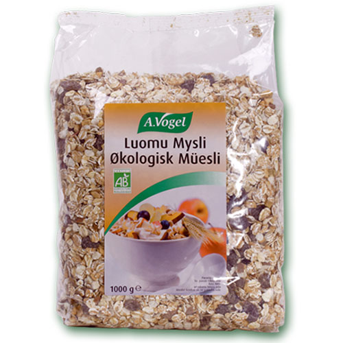 Image of A. Vogel Müesli Ø (1000 g)