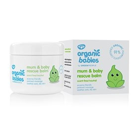 Image of GreenPeople Mum and Baby rescue balm u.duft (100 ml)