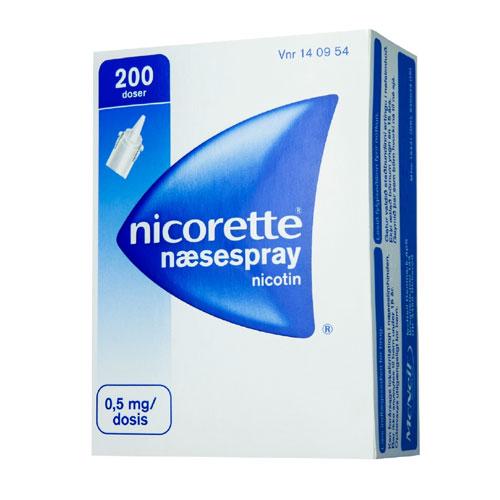 Image of Nicorette Nikotin Næsespray (200 doser)
