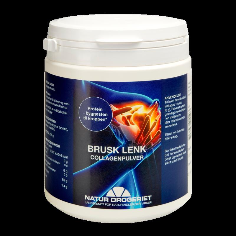 Natur Drogeriet Brusk Lenk Pulver (275 gr)