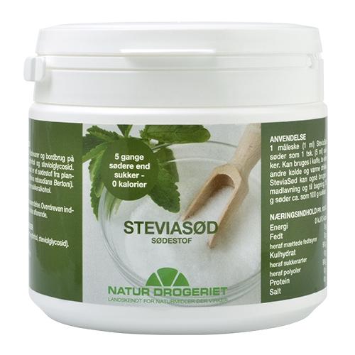 Natur-Drogeriet stevia fra Helsebixen