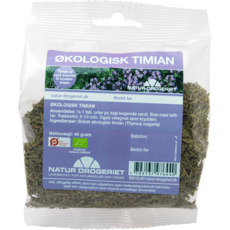 Natur Drogeriet Natur-Drogeriet Timian Have Ø