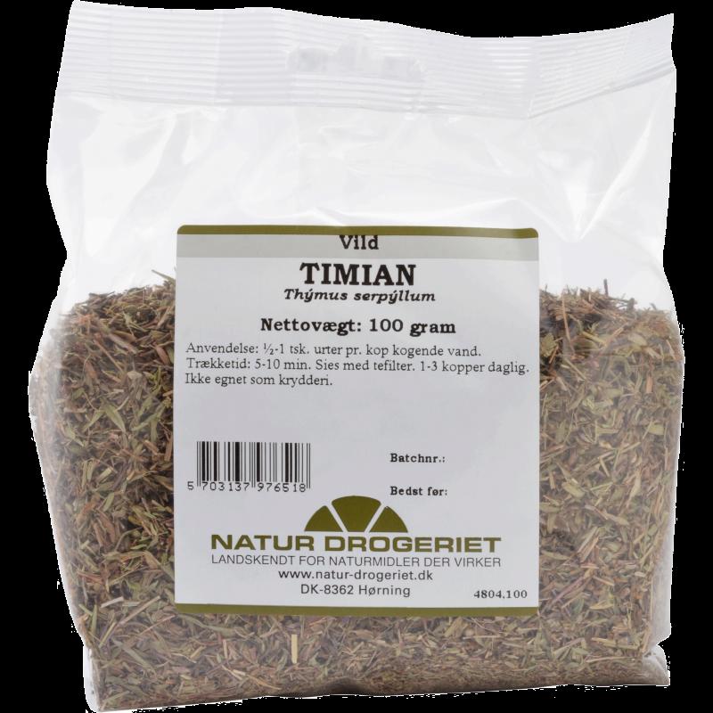 Natur Drogeriet Natur-Drogeriet Timian Vild