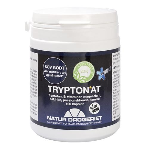 Image of Natur Drogeriet TryptoNAT (120 kapsler)