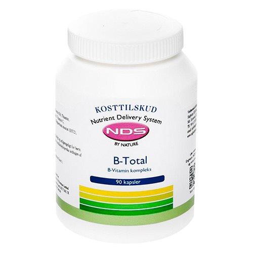 Image of NDS FoodMatriX B-Total 250 tab Vitaminer