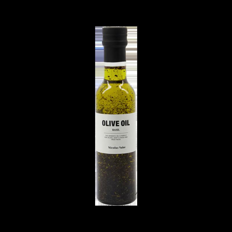 Nicolas Vahé Olive Oil Basil